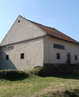 Galerie Vyšehrad (Foto M. Polák, březen 2020)