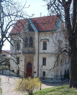 Nové probošství (Foto M. Polák, březen 2020)