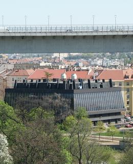 Sportovní hala v roce 2007 (Foto M. Polák)