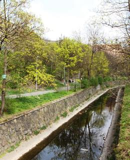 V parku Folimanka. Foto Milan Polák