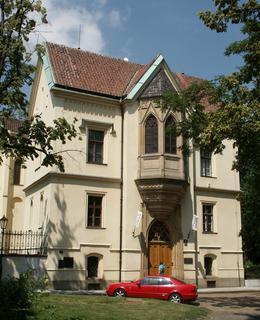 V roce 2003 zde sídlila agentura Mark BBDO (Foto M. Polák)