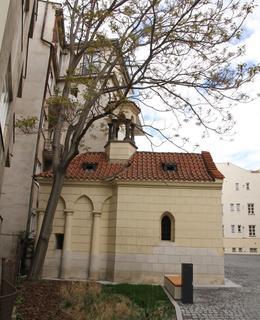Kaple Božího hrobu (Foto M. Polák, 2020)