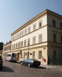 Jedličkův ústav (Foto M. Polák, 2003)