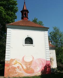 Kaple sv. Rodiny v roce 2009 (foto Milan Polák)