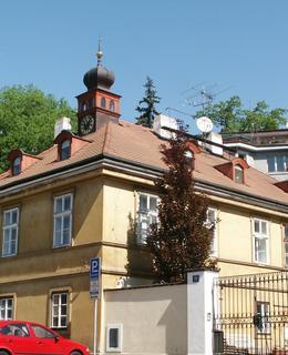 Usedlost Vondračka. Foto z roku 2009, M. Polák