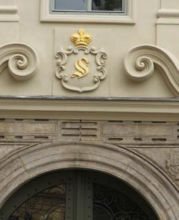 Portál (Foto M. Polák, 2020)