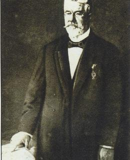 Stavitel A. Bureš (archiv Milpo)