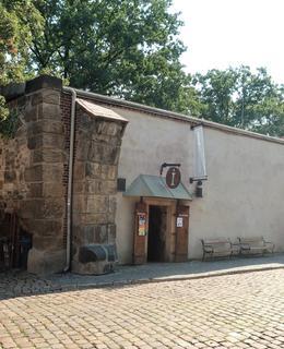 Brána Špička v červenci 2020 (Foto M. Polák)