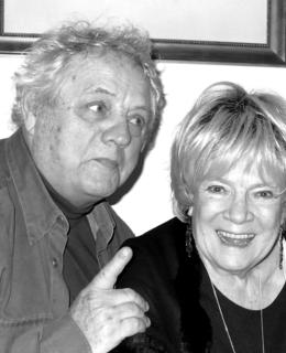 Stanislav Milota a Vlasta Chramostová (2010), Autor: Vojta Sedláček