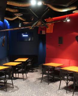 Interiér kina MAT (Foto M. Polák, 2020)