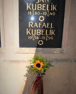J.Kubelík, R.Kubelík, Slavín
