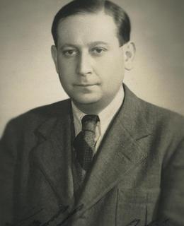 Otto Kolben (Zdroj: Holocaust.cz)
