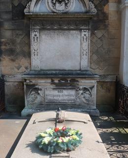 Hrob rodiny Schmidtových na Vyšehradě (Foto M. Polák, září 2020)