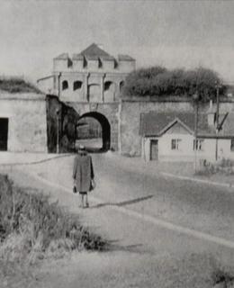 Domek u Táborské brány, 30. léta 20. století