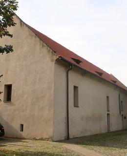 Staré purkrabství (Foto M. Polák, říjen 2020)
