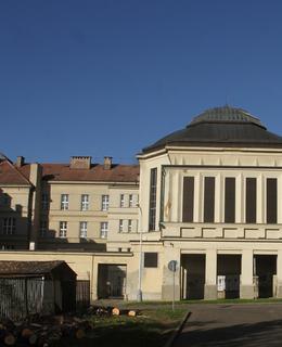 Purkyňův ústav, Albertov 2048/4 (Foto M. Polák, listopad 2020)