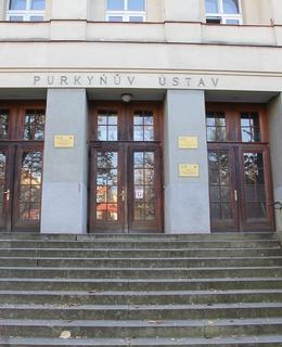 Schodiště do ústavu (Foto M. Polák, 2020)