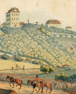 Usedlosti v roce 1830, Vendelínka zcela vpravo nahoře