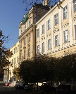 Hygienický ústav v listopadu 2020 (Foto M. Polák)