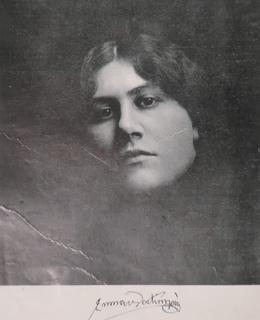 Emma Destinnová (Zdroj: Zlatá Praha)