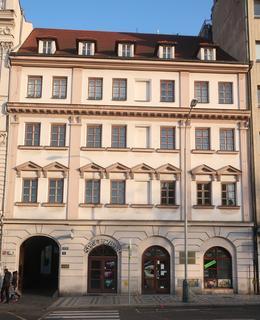 Karlovo náměstí čp. 555/31 (Foto M. Polák, 2020)