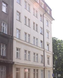 Nájemní dům firmy Müller a Kapsa. Foto P. Líbal