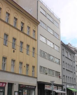 Dům A.Schücka, foto P. Líbal