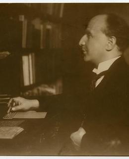 Oskar Baum. Zdroj: wikipedie