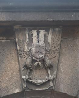 Výzdoba portálu (Foto M. Polák)