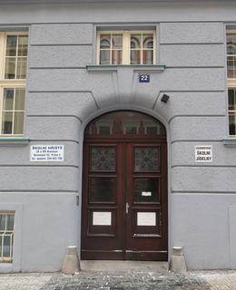 Vchod z Václavské ulice (Foto M. Polák, 2021)
