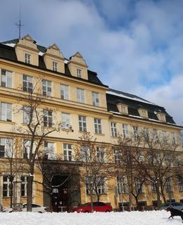 Škola v únoru 2021 (Foto M. Polák)