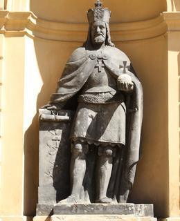 Karel IV, Karlov, foto M.Polák