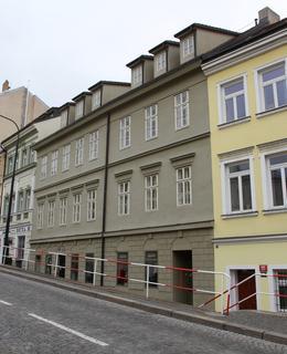 Dům Kateřinská čp. 489 (Foto M. Polák, duben 2021)