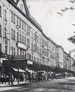 Beránkova tržnice. Zdroj: M.Frankl