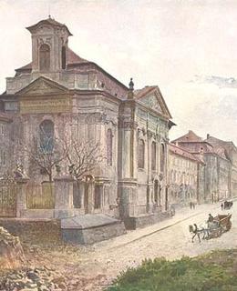 Kostel sv. Karla Boromejského_Václav Jansa