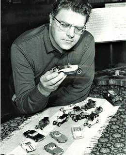 Josef Suk ml., z archivu rodiny
