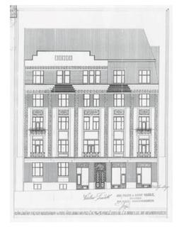 Mánesova 1645/87. Archiv ÚMČ Praha 2