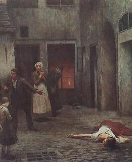 Vražda v domě (1889-1990)