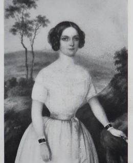 Smetanova první žena Kateřina (Archiv MILPO)