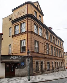 Nemocnice na Křižovatce (Foto M. Polák, 2021)