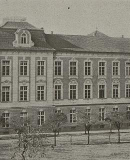 Přírodovědecký ústav, 1927