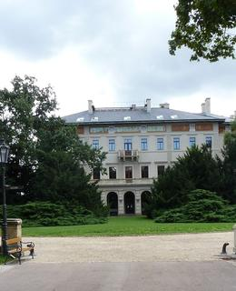 Gröbeho vila po rekonstrukci, 2008