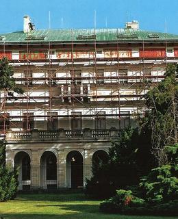 Rekonstrukce Gröbeho vily, 2003