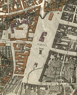 Mapa 1816, Karlovo náměstí