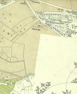 Havlíčkovy sady 1884
