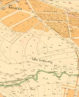 Havlíčkovy sady 1889