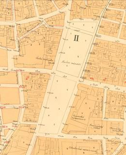 Karlovo náměstí 1889