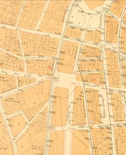 Náměstí I. P. Pavlova 1889
