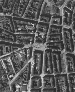 Náměstí I. P. Pavlova of 1945