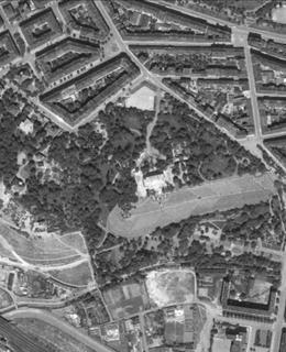 Havlíčkovy sady 1953